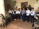 Учащиеся прогимназии посетили ЦСОН